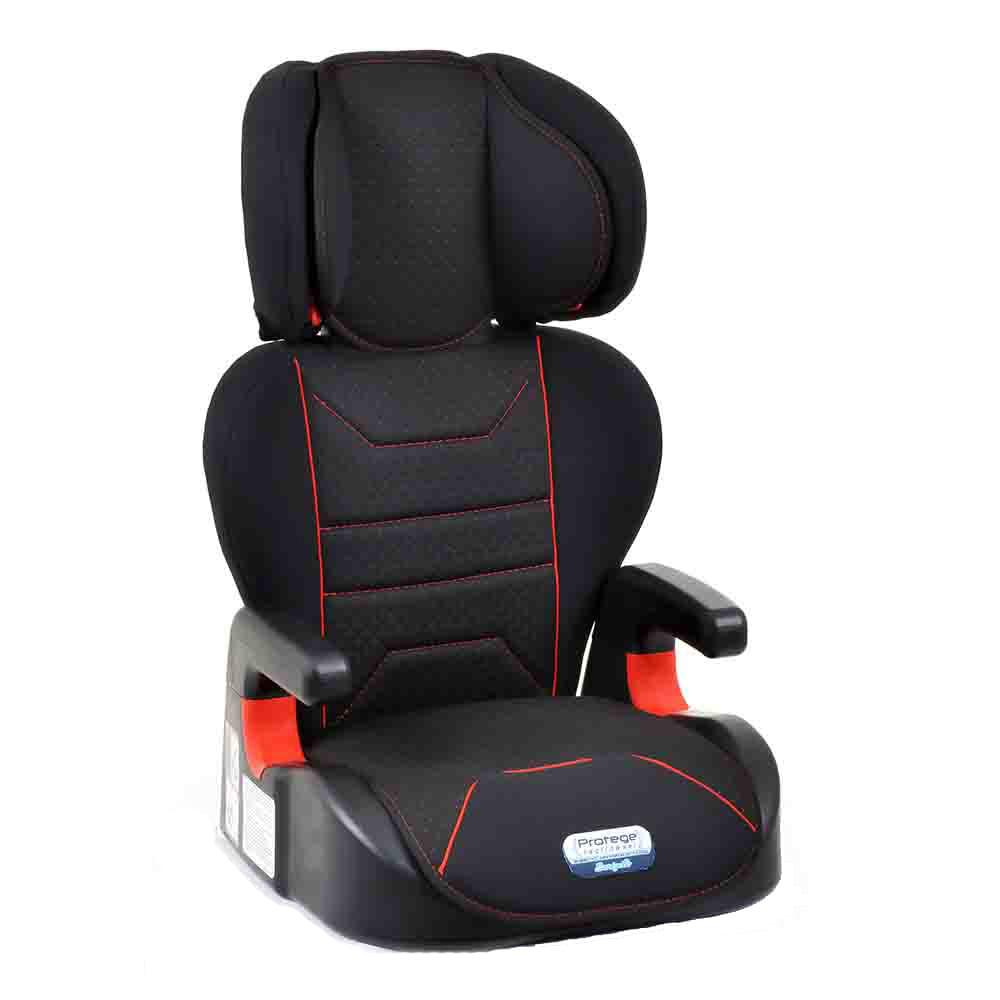 Cadeira para Auto Protege Reclinável 2 Posições Dot Vermelho 15 à 36kg