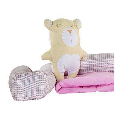 Kit-Berco-Rosa-Urso-8-pecas