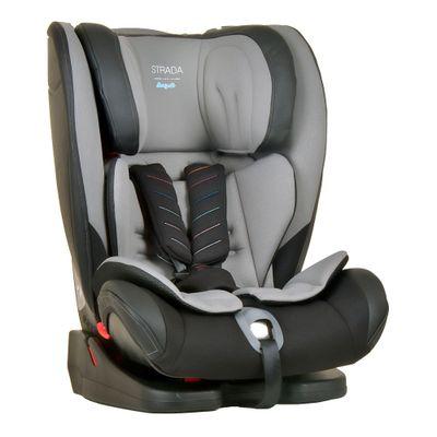 Cadeira-para-Auto-Strada-Reclinavel-4-Posicoes-Gray-Black----9-a-36Kg---Cinto-do-Carro-e-Isofix-