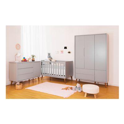 kit-quarto-infantil-retro-theo-cinza-berco-comoda-guarda-roupa