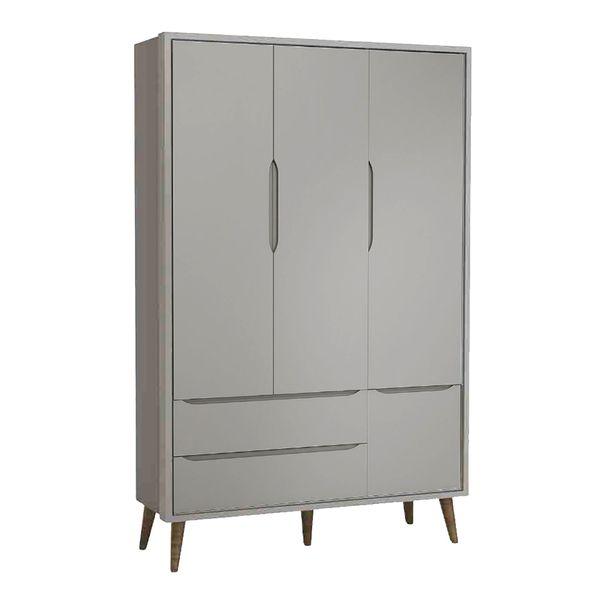 kit-quarto-infantil-retro-theo-cinza-berco-comoda-guarda-roupa-2