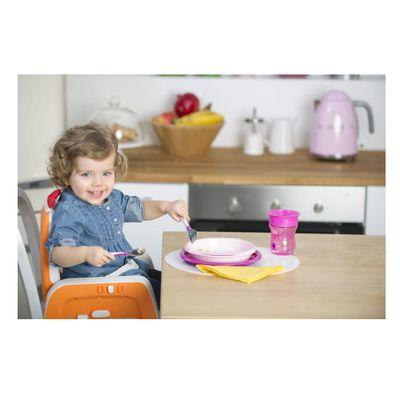 conjunto-de-pratos-chicco-rosa