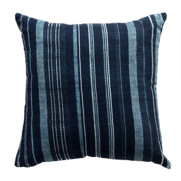 Almofada-45x45-Tecido-Listras-Azuis