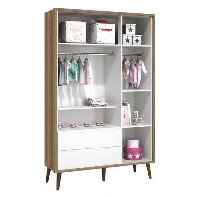 armario-3-portas-retro-theo-branco-fosco-com-mezzo-com-kit-pe-em-madeira-diagonal-aberto