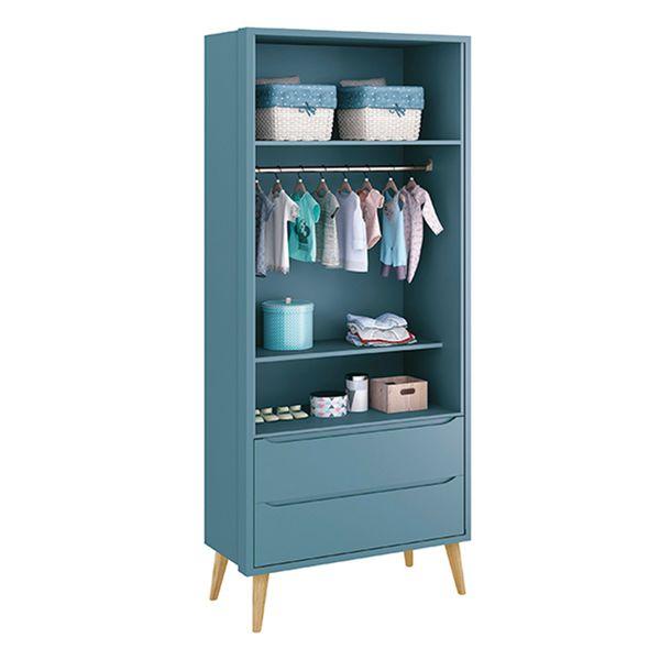 Armario-Retro-Theo-2-portas-com-Kit-Pe-em-Madeira-Natural-Azul1