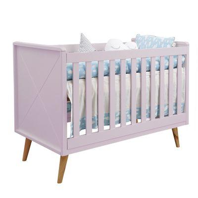Kit-Quarto-Infantil-Retro-Rosa–Berco-Comoda2