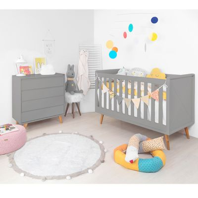 Kit-Quarto-Infantil-Retro-Cinza–Berco-Comoda-sem-porta