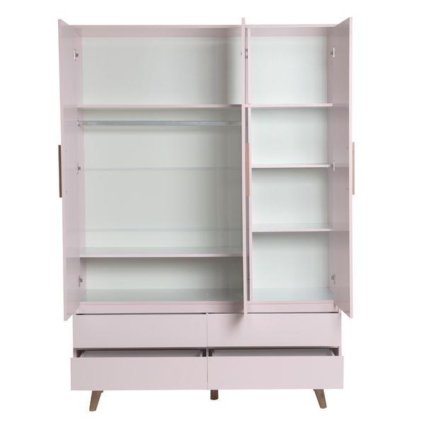 Kit-Quarto-Infantil-Retro-Rosa–Berco-Comoda-sem-porta-Armario4
