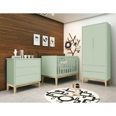 2752347ki---Armario-2-portas-retro-Square-Verde-com-Kit-Pe-em-Madeira-Natural-3