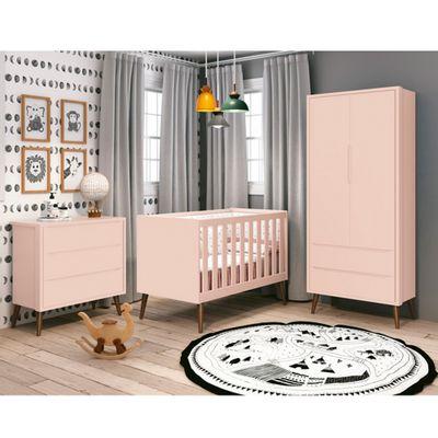 berco-mini-cama-retro-theo-com-kit-pe-em-madeira-rosa2