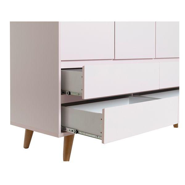 guarda-roupa-retro-3-portas-com-4-gavetas-rosa-detalhe-gavetas
