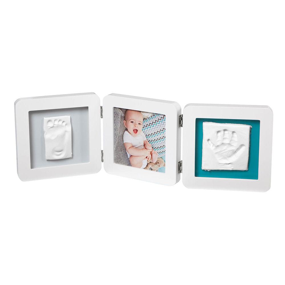 Porta-Retrato-Triplo-Baby-Art-com-Molde–branco