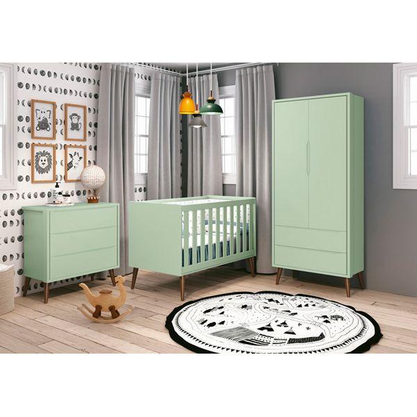 berco-retro-theo-verde-com-kit-pe-em-madeira-ambiente