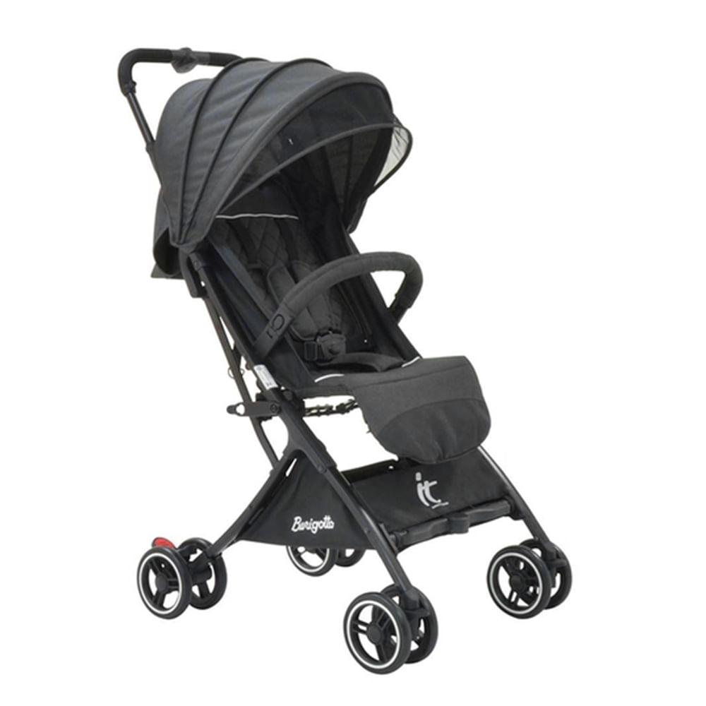 Carrinho de Bebê Burigotto It - Black