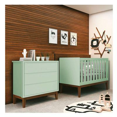 kit-quarto-infantil-square-verde-berco-comoda-sem-porta