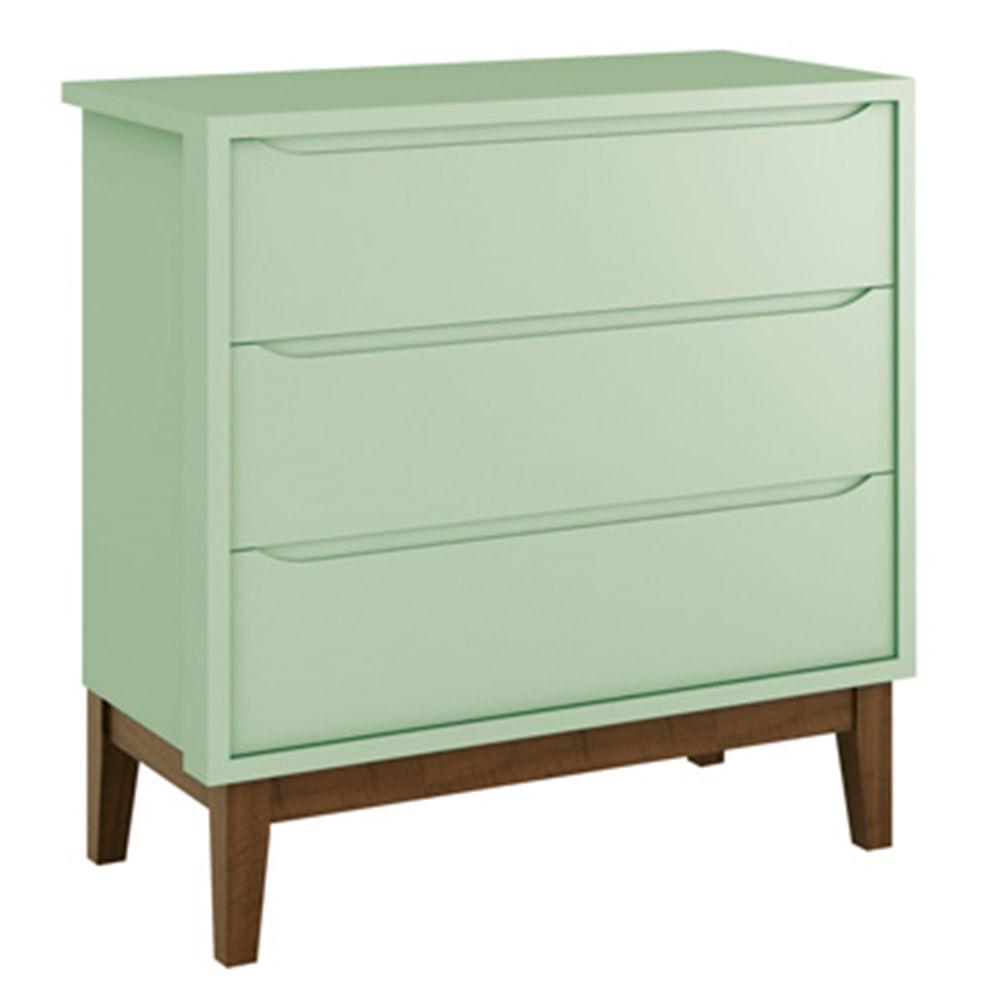comoda-retro-square-3-gavetas-com-kit-pe-em-madeira–verde
