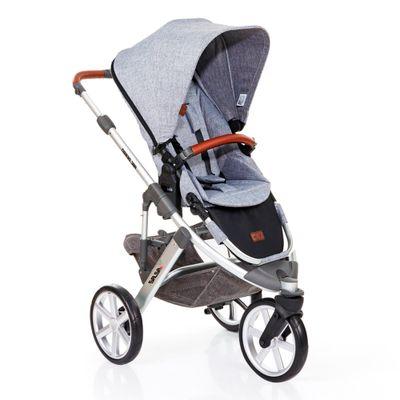 carrinho-de-bebe-abc-design-salsa-3-multiposicoes-graphite