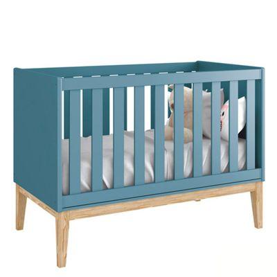 berco-mini-cama-retro-square-com-pes-em-madeira-natural-azul