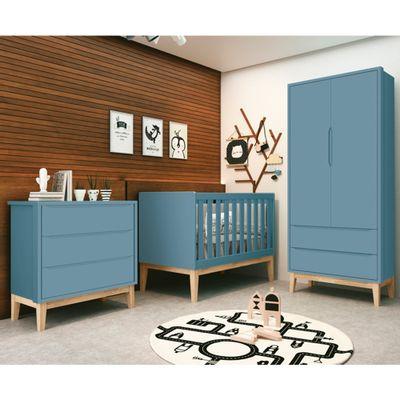 berco-mini-cama-retro-square-com-pes-em-madeira-natural-azul-4
