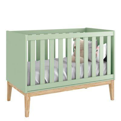 berco-retro-square-com-kit-pe-em-madeira-natural-verde