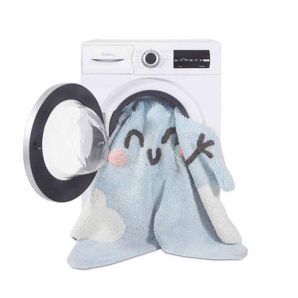 tapete-estrela-feliz-na-maquina-de-lavar