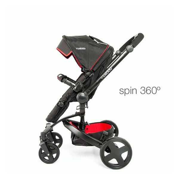 carrinho-de-bebe-lenox-spin-360º-3-posicoes–preto-e-vermelho4