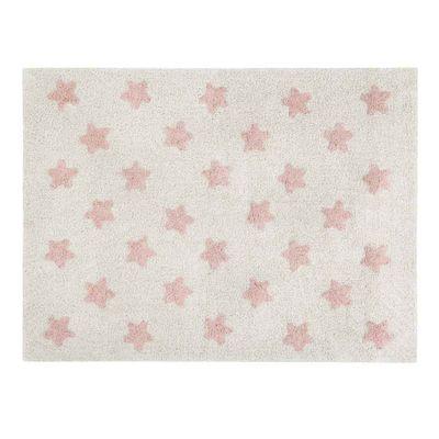 tapete-estrelas-natural-rosa-nude-vintage