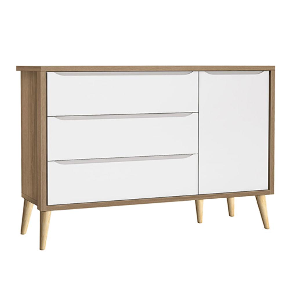 comoda-retro-theo-com-porta-e-pes-em-madeira-natural-branco-com-mezzo