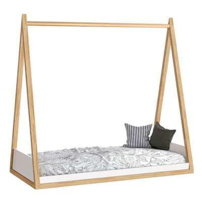 mini-cama-kira-branco-fosco-com-madeira-pinus