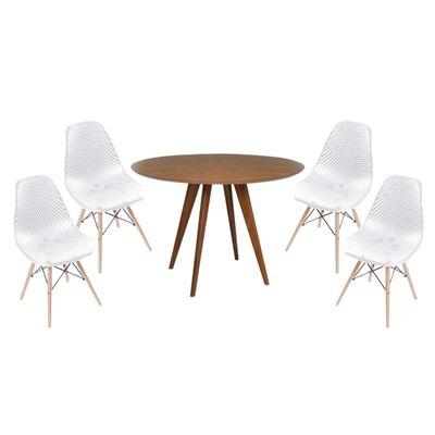 conjunto-mesa-square-redonda-louro-freijo-80cm-com-4-cadeiras-eiffel-vazada-branca