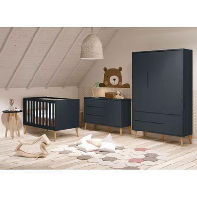 kit-quarto-infantil-theo-grafite-guarda-roupa-3-portas-comoda-berco