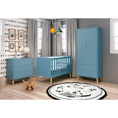 kit-quarto-infantil-theo-azul-guarda-roupa-2-portas-comoda-berco