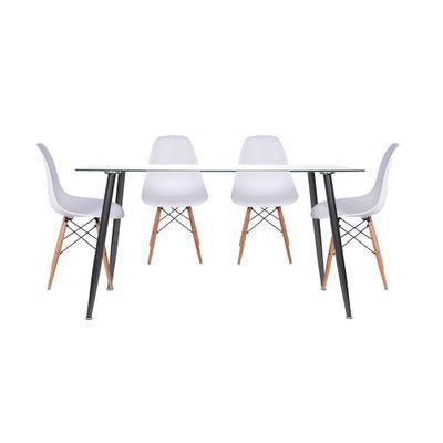 Conjunto-mesa-felix-120-80cm-com-4-cadeiras-eiffel-branca-ambiente