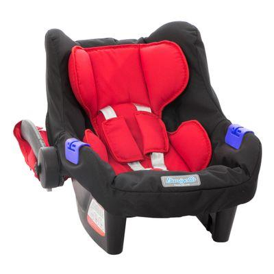 Cadeira-Touring-Evolution-Se-Sem-Base-Vermelho-Burigotto-0-a-13-kg