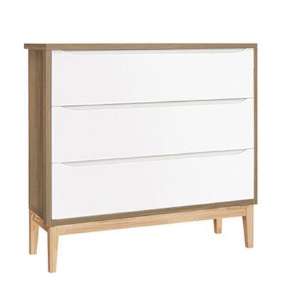 comoda-retro-square-3-gavetas-com-kit-pe-em-madeira–natural-branco-fosco-com-mezzo
