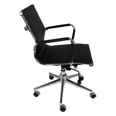 Kit-Cadeira-Madrid-Cromada-Preta–2-unidades1