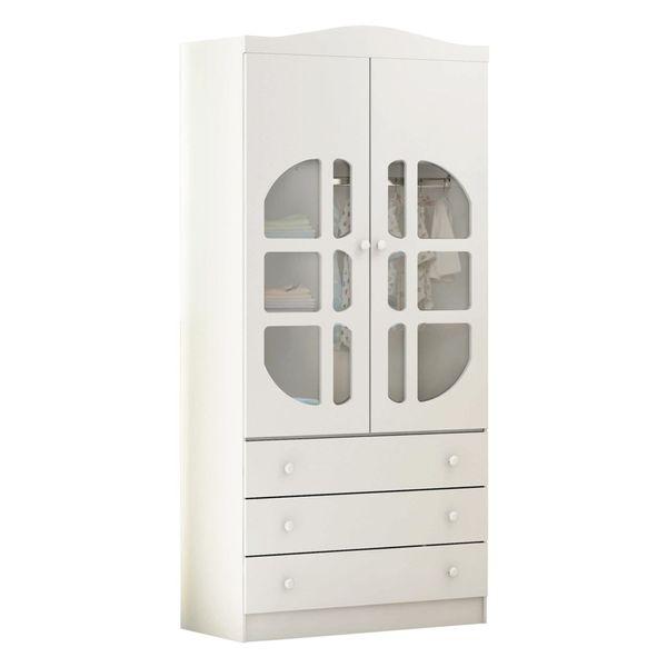 kit-quarto-infantil-lila-branco-guarda-roupa