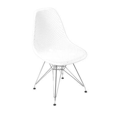 cadeira-eames-colmeia-com-base-cromada-branco