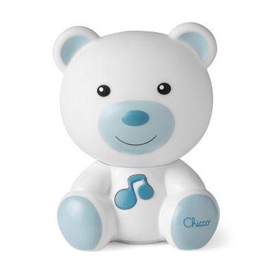 luminaria-chicco-infantil-ursinho-azul-apagada