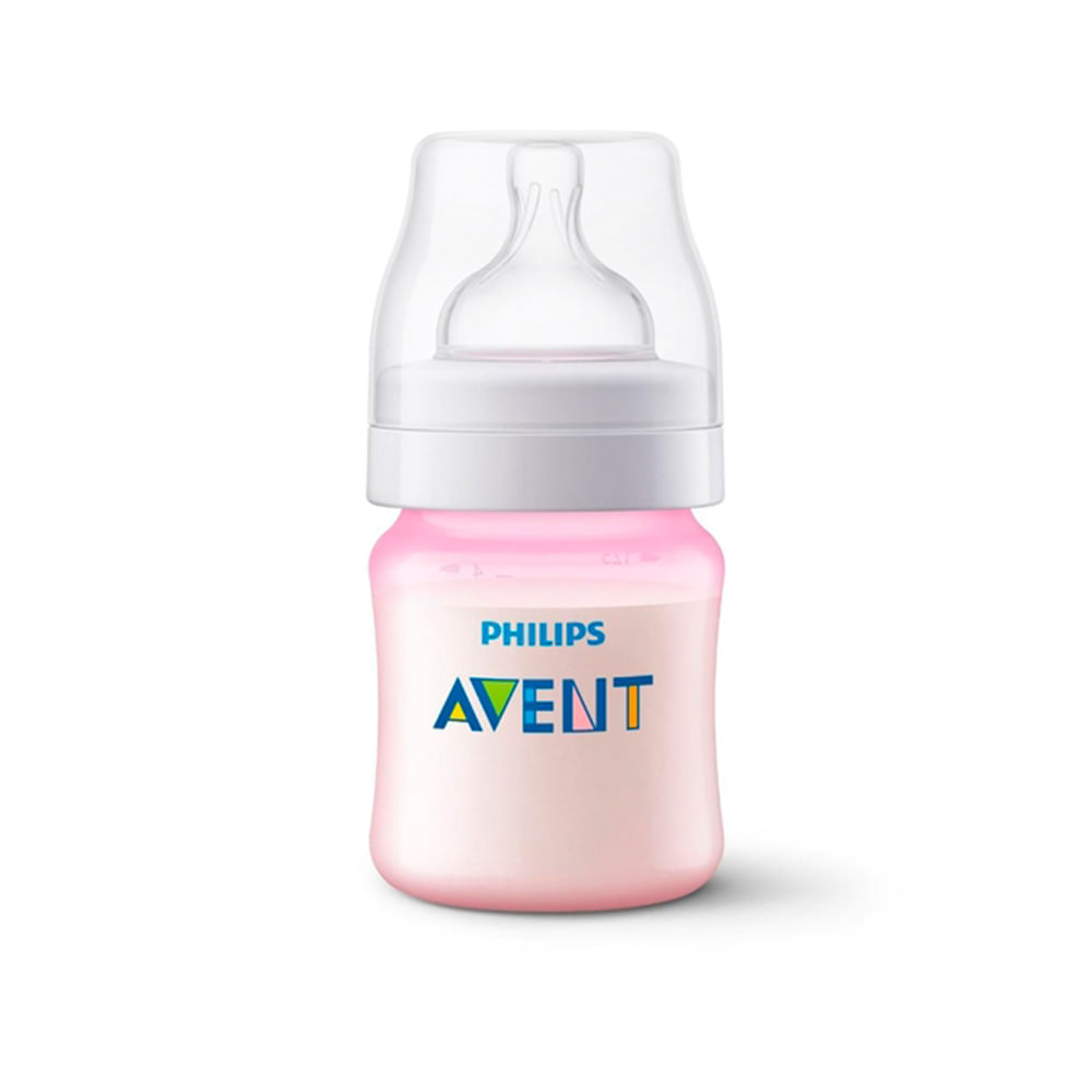 mamadeira-rosa-philips-avent-anticolica-125ml