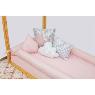 kit-cama-montessoriana-7-pecas-rosa-detalhes