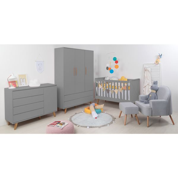 kit-quarto-infantil-retro-cinza–berco-comoda-guarda-roupa-poltrona-capri
