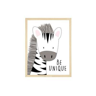 7440200ze---Quadro-Mara-30X40-Zebra