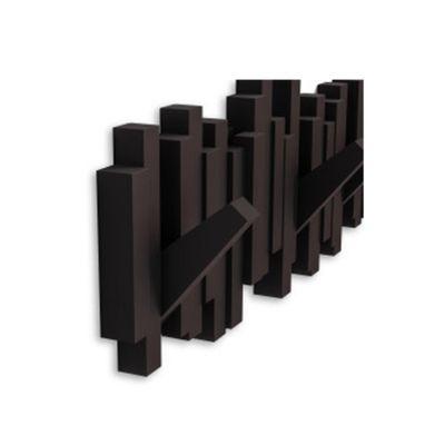 Cabideiro-Umbra-Sticks-Multi-Hook---Espresso