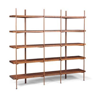 estante-flat-com-drifwood-cobre