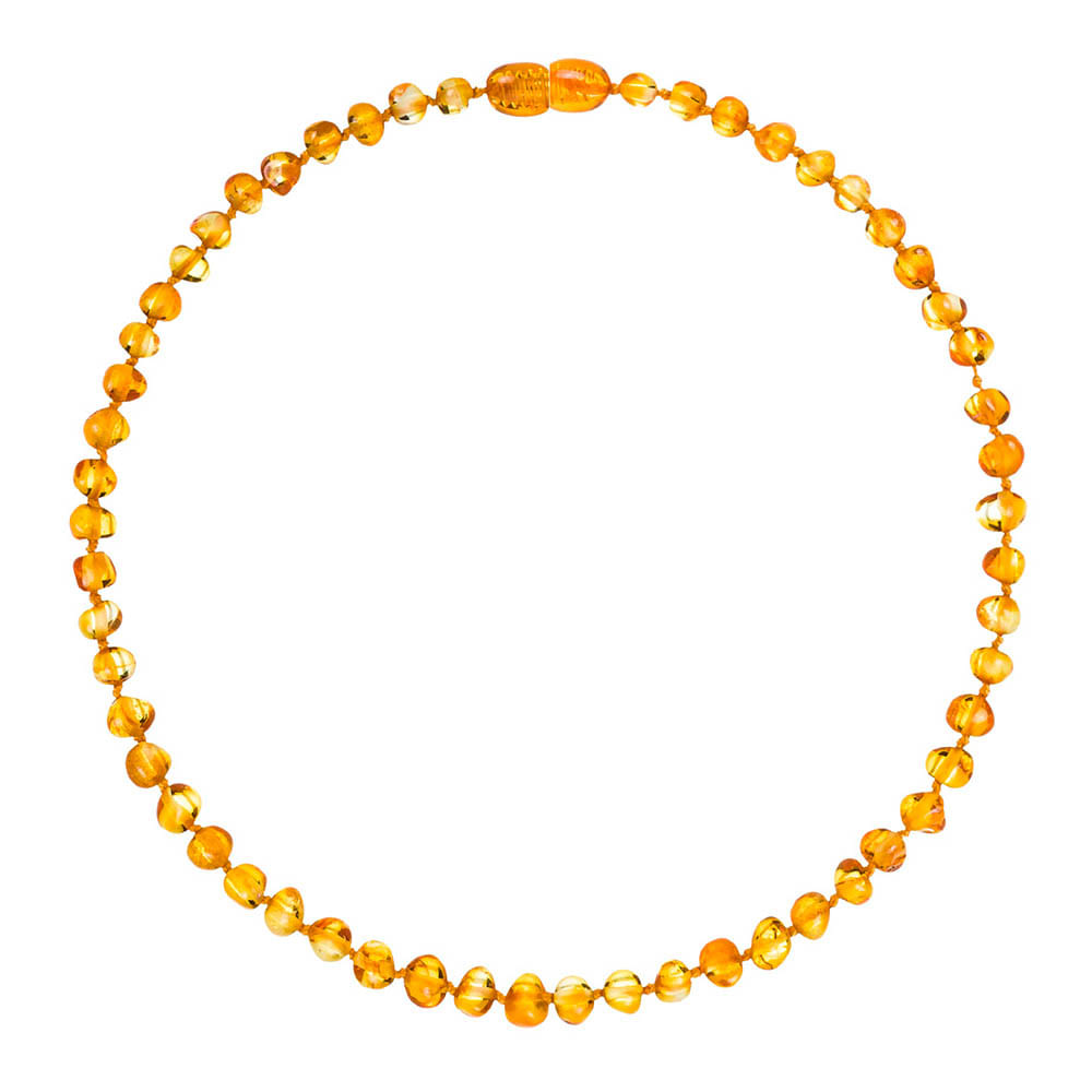 Colar-Ambar-36-cm---Baroque-Honey
