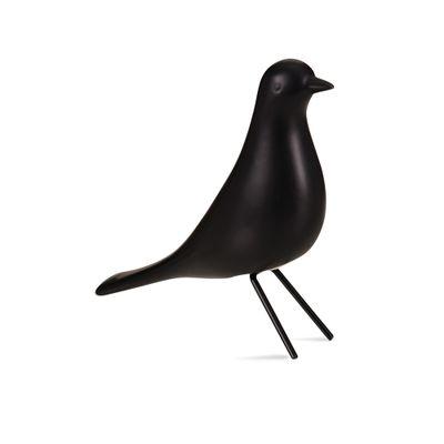escultura-passaro-decorativo-preto
