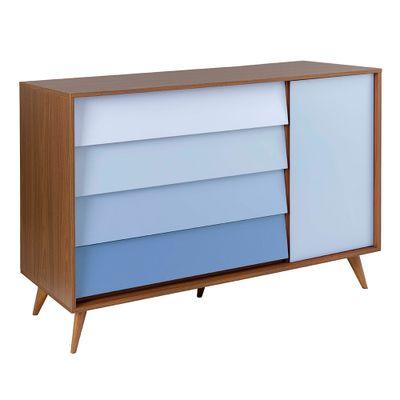 comoda-vintage-com-porta-e-4-gavetas-degrade-azul