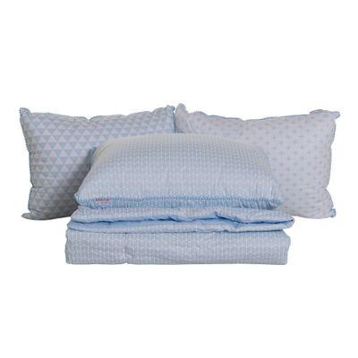 Kit-Cama-Solteiro-Azul---4-Pcas