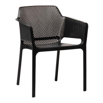 Cadeira-Isabel-com-Bracos---Preta